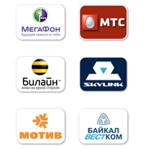 Операторы сотовой связи Михайловского