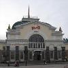 Железнодорожные вокзалы в Михайловском